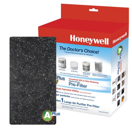 Honeywell Premium Odor and Gas Reducing Type Pre-Fiter