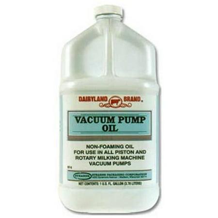 Gal Vac Pump Oil