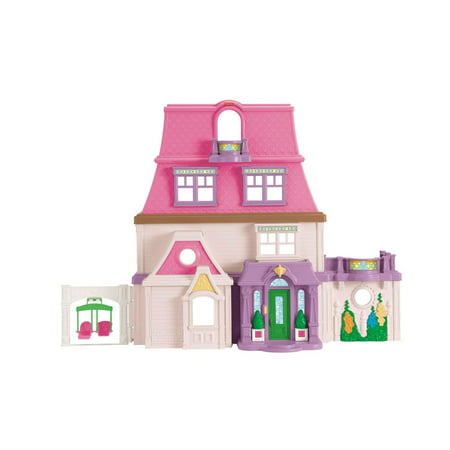 Fisher-Price Loving Family Dollhouse - Walmart.com