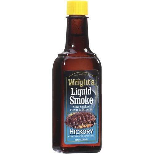 Wright's Hickory Liquid Smoke, 3.5 oz