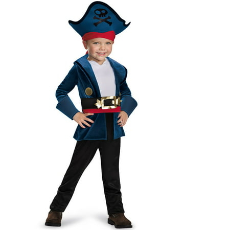 Toddler Jake And The Neverland Pirates C (Finn Jake Costume)