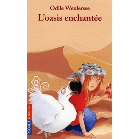 L'oasis enchantée - eBook (Oaxis Ereader)