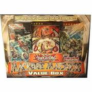 Yugioh Trading Card Game Machine Madness