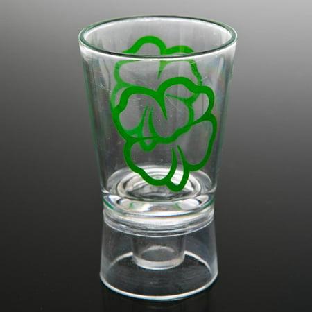 St. Patrick's Day Bottle-Top Shot Glasses](St Patricks Day Glasses)