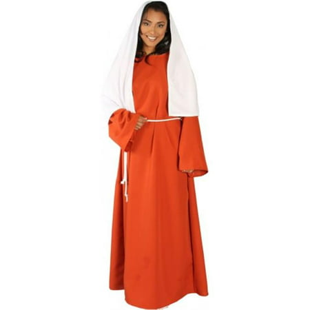 Alexander Costume 22-255-RST Biblical Peasant Lady Costume - Rust (Biblical Halloween Crafts)