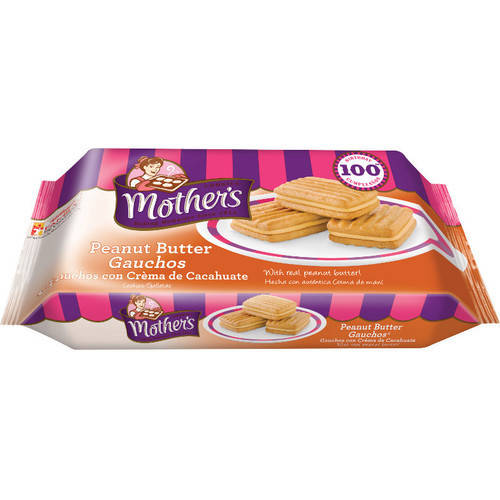 Mother's Peanut Butter Gauchos Cookies, 14.8 oz