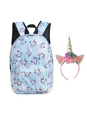 67a5cfb515 Product Image Unicorn Backpack Lightweight Kids School Preschool Travel  Backpack for Girls with Free Unicorn Headbands or Unicorn