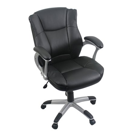 cool living leather high back ergonomic computer desk executive
