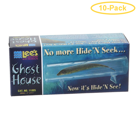 Lees Ghost House Small - 6 Long - Pack of -