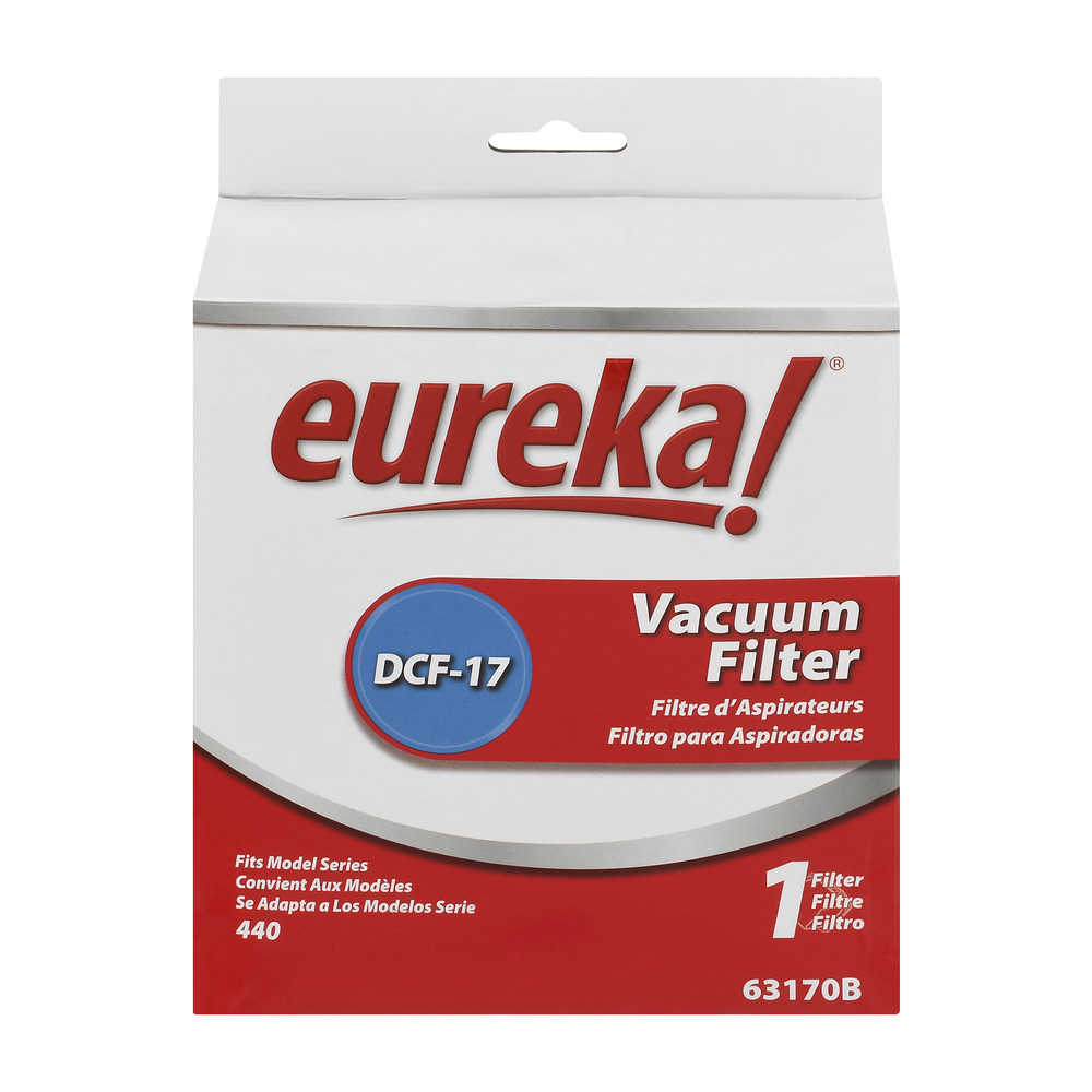 Eureka Vacuum Filter DCF-17, 1.0 CT