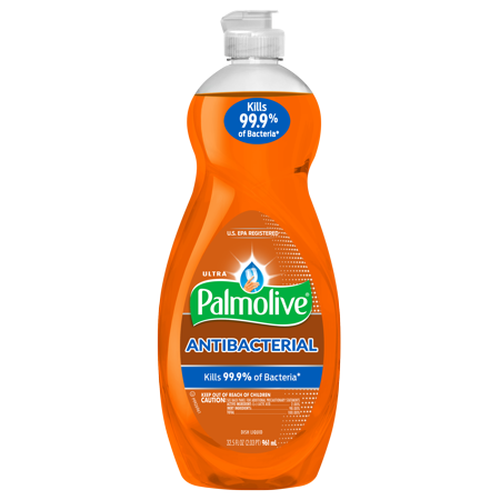 Palmolive Ultra Dishwashing Liquid Antibacterial Dish Soap - 32.5 fluid ounce