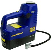 Goodyear AC / DC i5000 Rechargeable 12 Volt Inflator