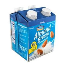 Non-Dairy Milks: Almond Breeze Singles
