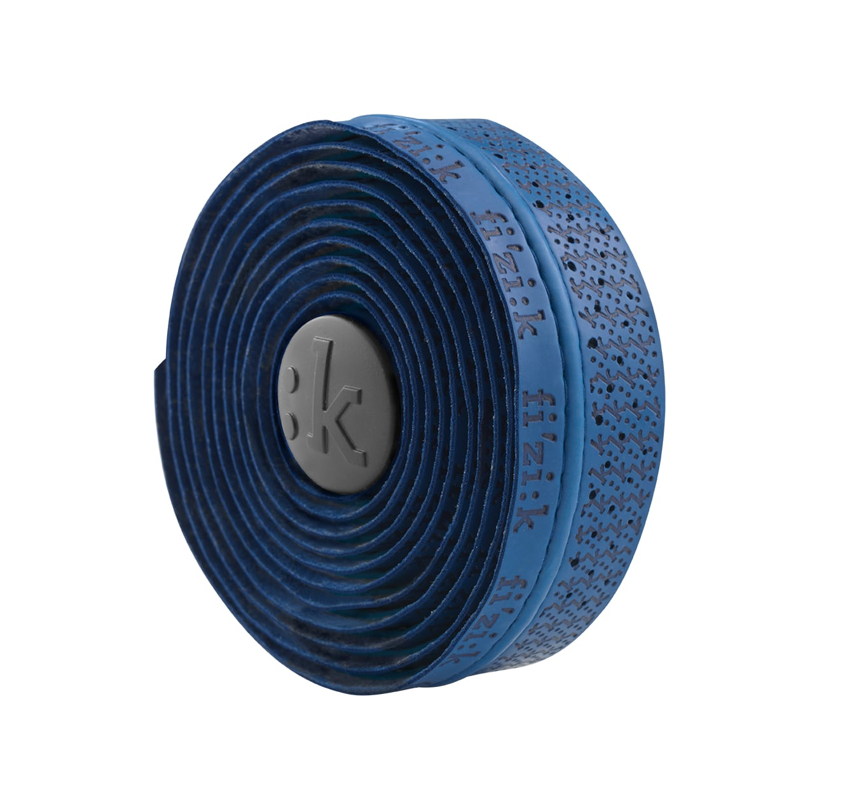 Performance Tacky - Bar Tape - Blue w/ Logos