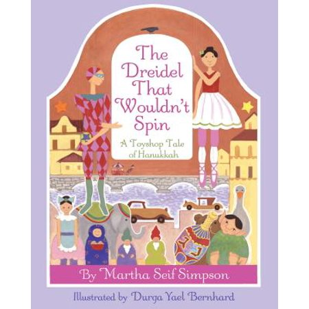 The Dreidel that Wouldn't Spin - eBook ()