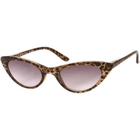 Readers.com The Ashlee Sun Reader Womens Cat Eye Reading (Best Sunglasses For Eye Health)