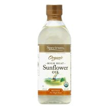 Spectrum Organic Sunflower Oil