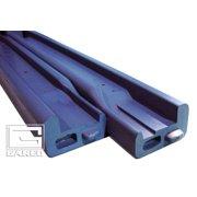 Pro-Mold Untearable Backboard Padding in Purple