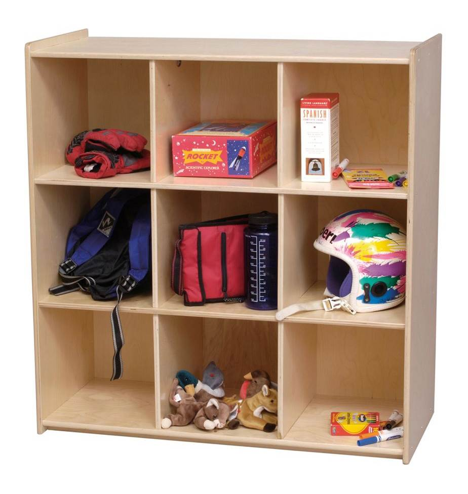 Superior Kids Storage Cubby (Unfinished)