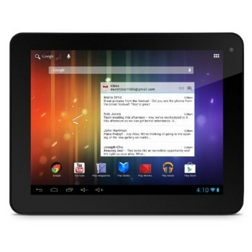 Refurbished Ematic EGP008BL 8.0-Inch 8GB Pro Multi-Touch Tablet with Android 4.1 Jelly Bean (Black)