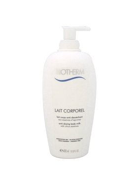 Biotherm Lait Corporel Anti-Drying Body Milk for Dry Skin, 13.52 Oz