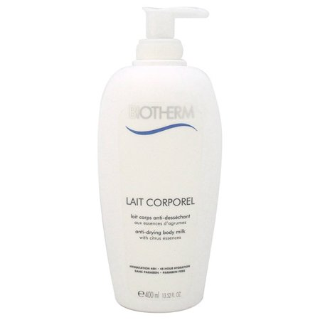 Biotherm Lait Corporel Anti-Drying Body Milk for Dry Skin, 13.52 Oz ()
