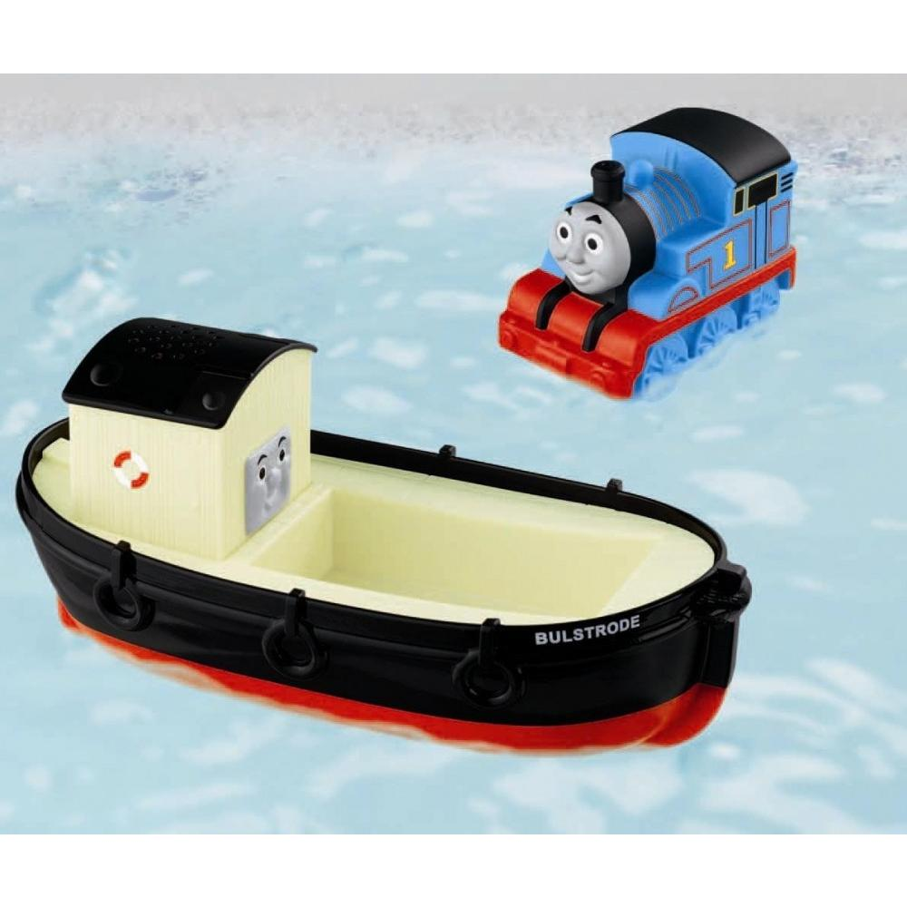 Fisher-Price Thomas & Friends Take-n-Play Thomas & Bulstrode Bath Buddies