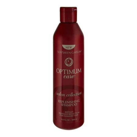 Softsheen Carson Optimum Salon Haircare Defy Breakage Fortifying System Hair Restore Shampoo