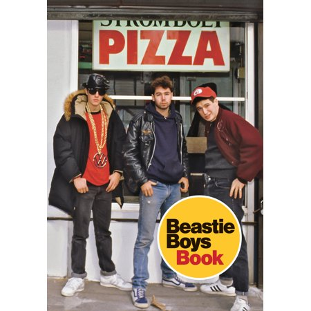Beastie Boys Book - Present For 5 Year Old Boy