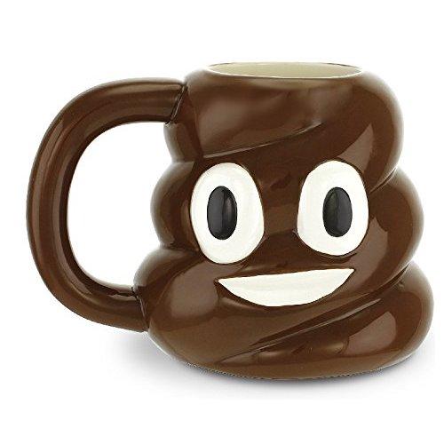 Kovot 18 Oz Ceramic Poop Emoji Coffee Mug Walmart Com