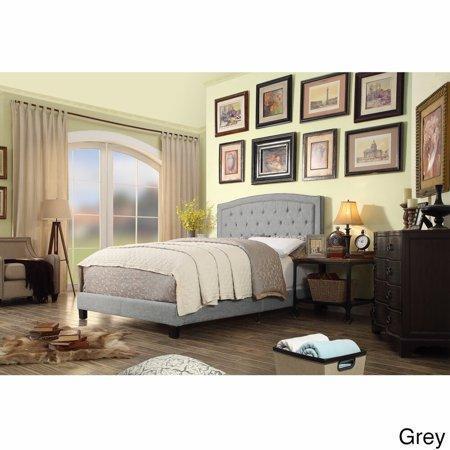 ALTON FURNITURE GROUP Moser Bay Twin Size Tufted Upholstered Bed Set ()