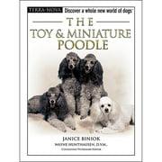 Terra Nova Toy and Miniature Poodle Book