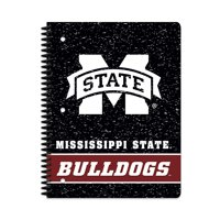 NCAA Mississippi State Bulldogs 1 Subject Notebook, 70 Sheets, College Rule