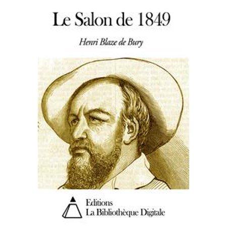 Le Salon de 1849 - eBook