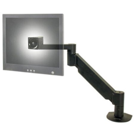 Innovative 7000-800-104 Series 7000 Flat Panel Radial Arm Pc Vita Black; Flexmount Kit; Holds 9-24 Lbs.