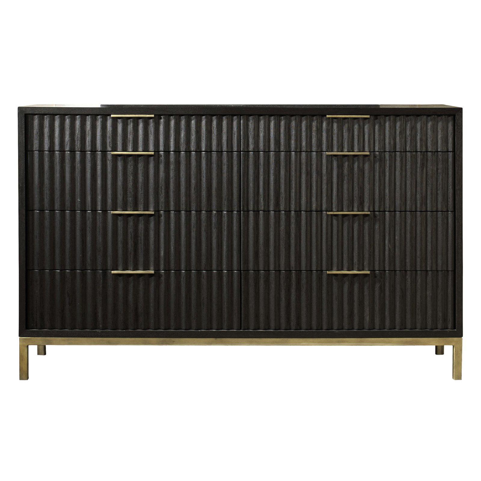 Modus Kentfield 8-Drawer Dresser with Optional Mirror by Modus Furniture