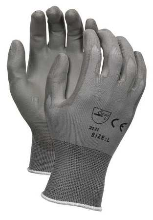 "MCR SAFETY Coated Gloves,2XL,11"",PR 9666XXL"