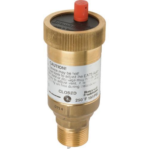 """Honeywell 3/4"""" Mpt Air Vent Hot Or Closed Water Systems"""