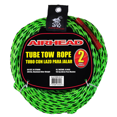 Airhead 2-Rider Tube Rope