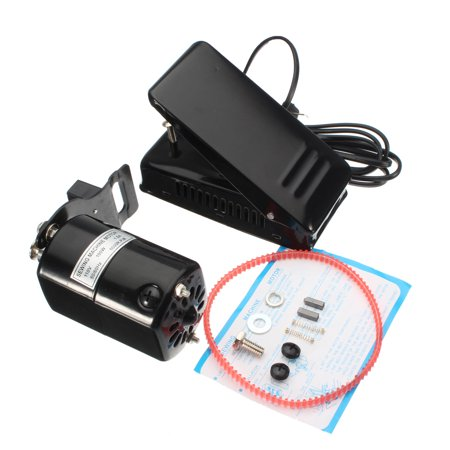 1.0 Amps Universal Home Sewing Machine Motor Foot Pedal Controller HA1 15 66 99K (Universal Sewing Machine)