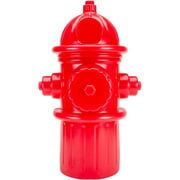 "Lifesize Replica Plastic Fire Hydrant, 13"" x 14"" x 24"""