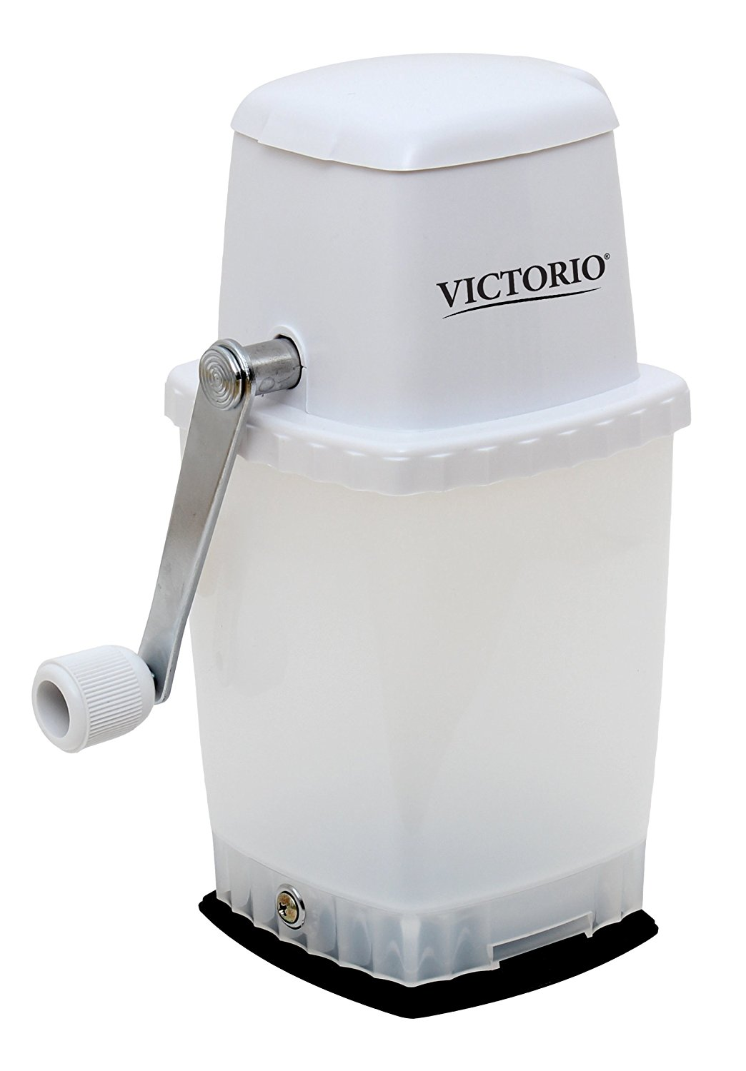 Portable Hand Crank Ice Crusher VICTORIO VKP1126, Ship from USA,Brand Victorio Kitchen Products by
