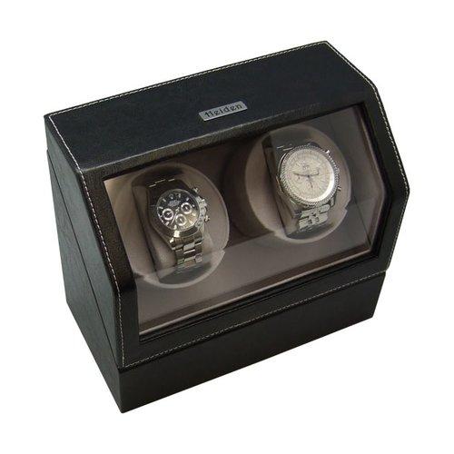 JP Commerce Heiden Battery Powered Dual Watch Winder