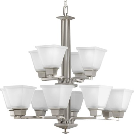 North Park Collection Twelve-Light, Two-Tier Chandelier