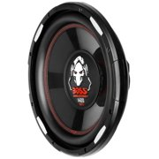 "New Boss P120F 12"" 1400 Watt Car Shallow/Slim Subwoofer Power Sub Woofer Audio"
