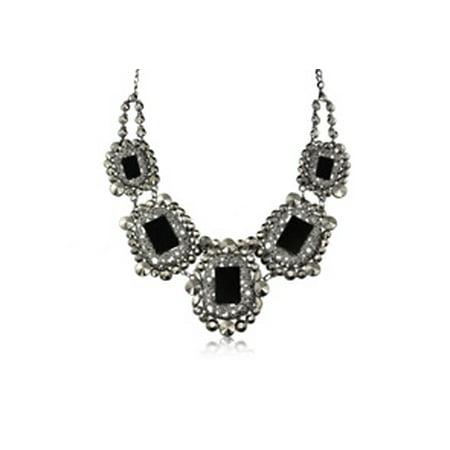 Black Crystal Rockstar - Rockstar Jewelry