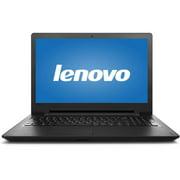 "Lenovo ideapad 110-151BR 15.6"" Laptop, Windows 10 Home, Intel Pentium N3710 Processor, 4GB RAM, 1TB Hard Drive"