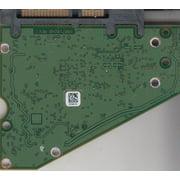 ST4000VM000, 1F3168-300, SC25, 3164 N, Seagate SATA 3.5 PCB