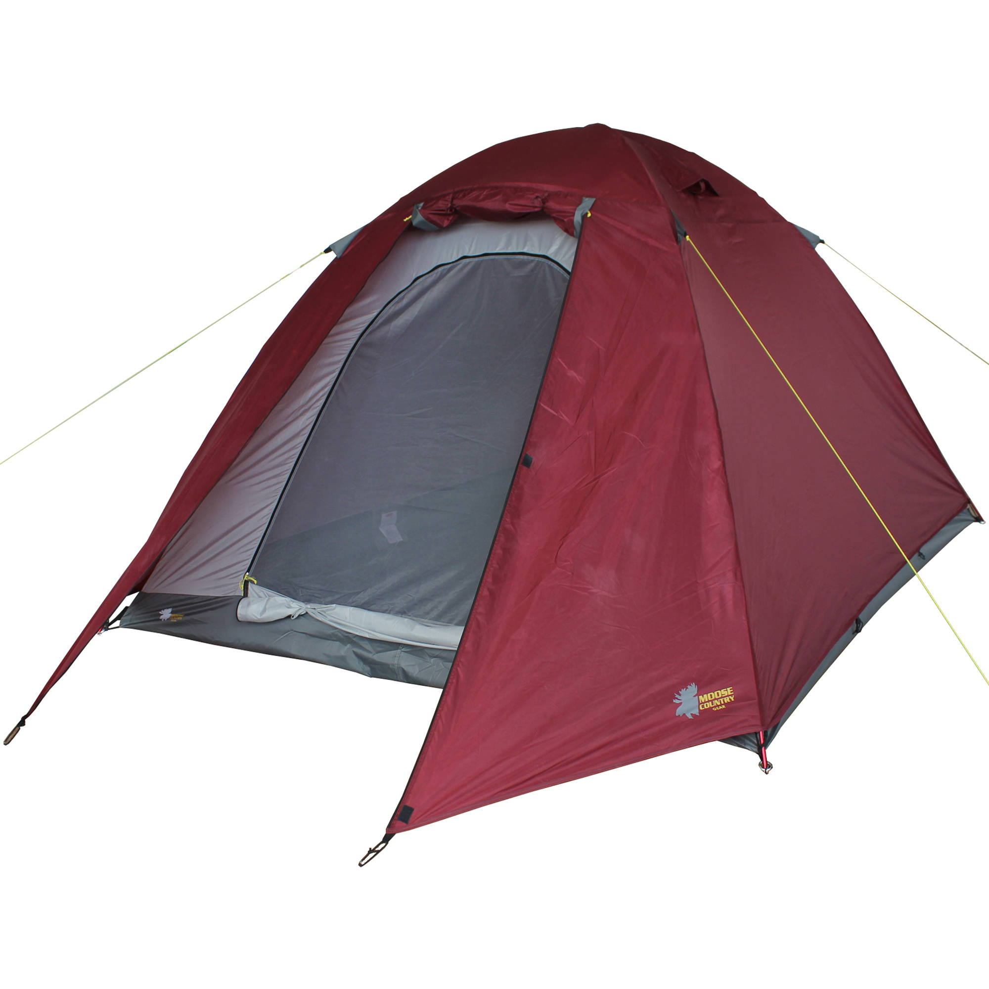 Moose Country Gear BaseCamp 2-Person 4-Season Backpacking...