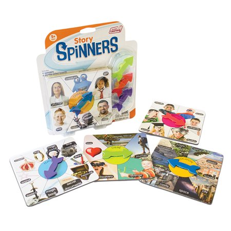 Junior Learning - Story Spinners Educational Learning Game